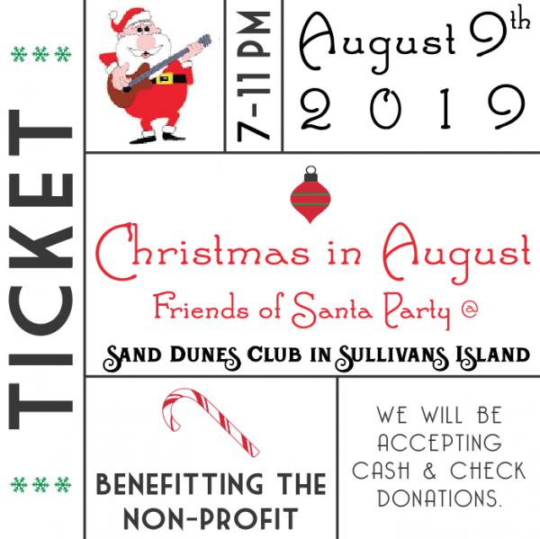 Friends of Santa 2019 Invite